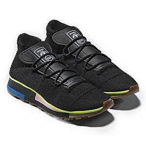 Alexander Wang x Adidas Run Mid Sneakers